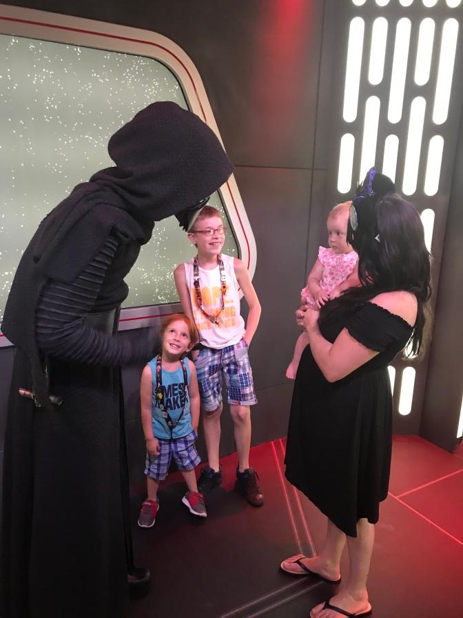 Have you met my kids?