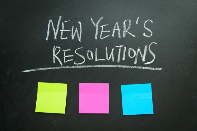 19 Resolutions for 2019